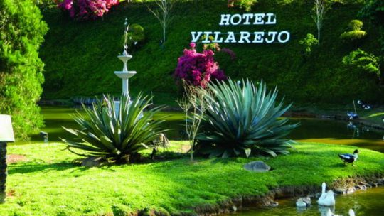HOTEL FAZENDA VILAREJO: Natureza, Diversão e Seresta