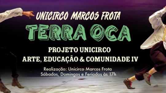 UNICIRCO: Marcos Frota Mantém Viva a Magia do Circo