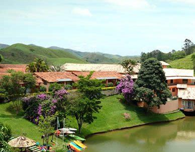 Hotel Fazenda Ribeirão, Barra do Piraí