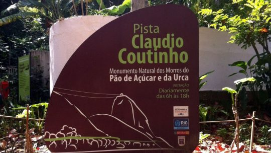 CLÁUDIO COUTINHO TRACK: Nature and healthy lifestyle