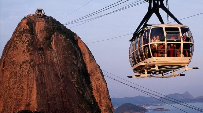 CABLEWAY AND SUGAR LOAF: A GREAT COMBINATION