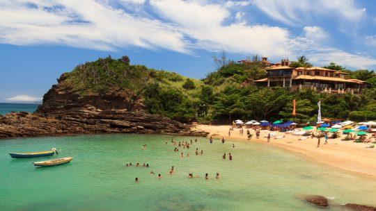 FERRADURINHA BEACH: A CHILDREN´S PARADISE